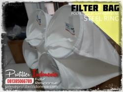 PPSG PESG Steel Ring Filter Bag Indonesia  large