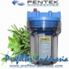 Pentek 10 inch Big Clear Housing Filter Cartridge profilterindonesia  medium